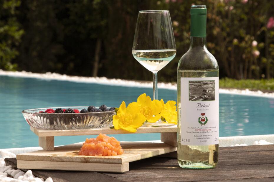 Bricot vino bianco